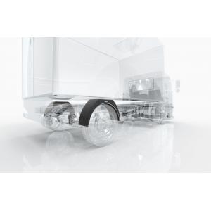 Калник пластмасов моно В=550 за камион